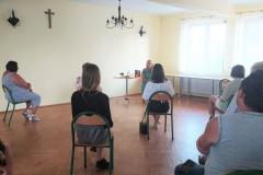 Spotkanie autorskie z Krystyną Mirek